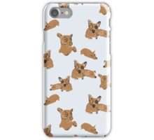Jack Russel and Corgi Dog Print iPhone Case/Skin