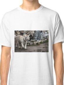 White tiger Classic T-Shirt