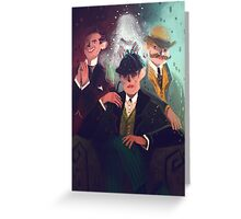 The Abominable Bride Greeting Card