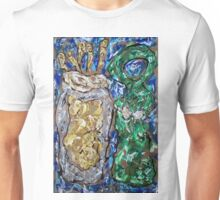 Beer: Glass & Bottle Unisex T-Shirt