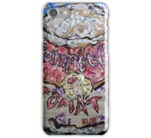Soup's On, Andy! (Homage to Andy Warhol, 28 Years Later) iPhone Case/Skin