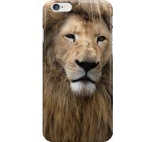 Lion iPhone Case/Skin