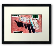 Get Some Fresh Air Framed Print