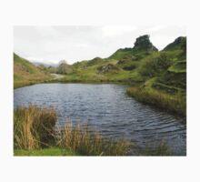 Fairy Glen on The Isle of Skye Baby Tee