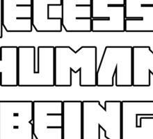 UHB Sticker