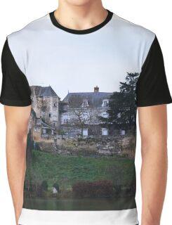 Chateau Passavant Graphic T-Shirt