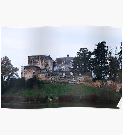 Chateau Passavant Poster