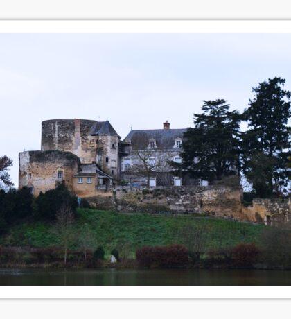 Chateau Passavant Sticker