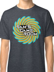 Sam's Game Room Spiral Classic T-Shirt