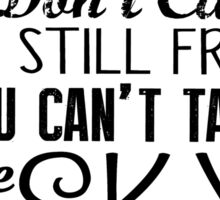 Firefly Theme song quote Sticker