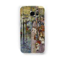 Maurice Brazil Prendergast , THE GRAND CANAL, VENICE Samsung Galaxy Case/Skin
