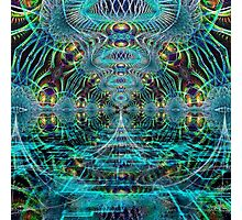 Welcome to the Matrix Photographic Print