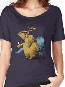 Five friends Women's Relaxed Fit T-Shirt