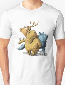 Five friends Unisex T-Shirt
