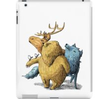 Five friends iPad Case/Skin