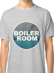 Boiler Room Sticker Classic T-Shirt