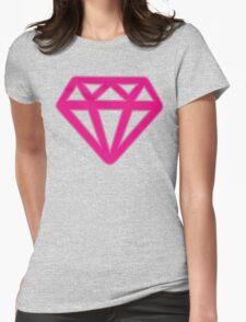 Pink Kitsch Diamond T-Shirt