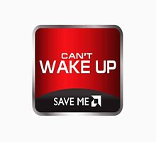 cant wake up amd shirt Unisex T-Shirt