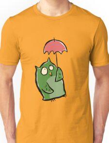 owl in the rain Unisex T-Shirt