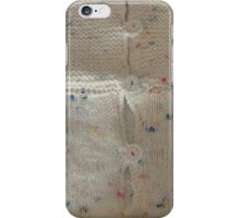 Stretched Cardigan iPhone Case/Skin