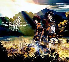 Shingeki no Kyojin by Alice Haslam