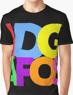 IDGAFOS Dillon Francis Graphic T-Shirt