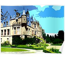 SUMMER AT BELFAST CASTLE Poster