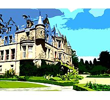 SUMMER AT BELFAST CASTLE Photographic Print