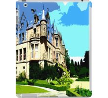 SUMMER AT BELFAST CASTLE iPad Case/Skin