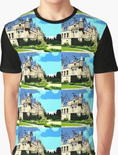 SUMMER AT BELFAST CASTLE Graphic T-Shirt