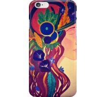 Queen of Pentacles iPhone Case/Skin