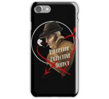 Valentine Detective Agency  iPhone Case/Skin