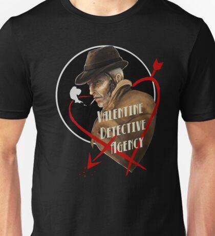 Valentine Detective Agency  Unisex T-Shirt