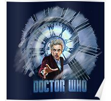 Capaldi - Doctor Who Poster