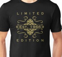 1966 Limited Edition Unisex T-Shirt