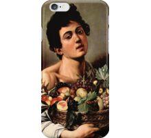 Michelangelo Caravaggio iPhone Case/Skin