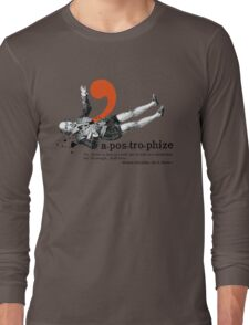 Shakespeare Murder Mystery Punctuation Puncture T-Shirt
