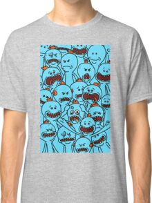 Meeseeks Takeover Classic T-Shirt