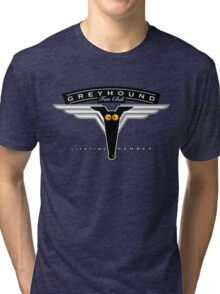 Greyhound Fan Club Tri-blend T-Shirt