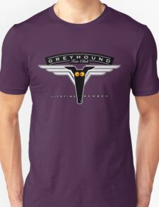 Greyhound Fan Club T-Shirt