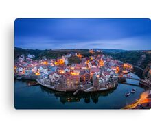 Staithes  Canvas Print