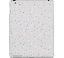 Sprinkles, Please (Light Grey) iPad Case/Skin