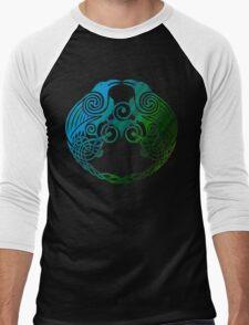 Celtic Crows Men's Baseball ¾ T-Shirt