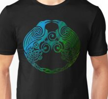 Celtic Crows Unisex T-Shirt