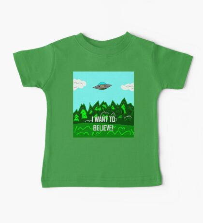 The Truth Is Out There!  Baby Tee