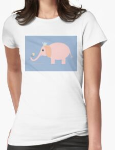 ELEPHANT WITH BLOOMS & BLING T-Shirt
