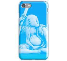 Blue Samurai iPhone Case/Skin