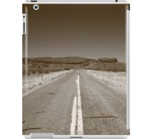 Route 66 in Arizona iPad Case/Skin