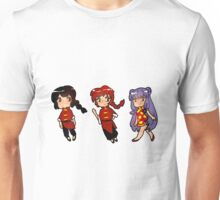 Ranma 1/2 Sticker Set Unisex T-Shirt
