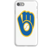 Milwaukee Brewers Baseball iPhone Case/Skin